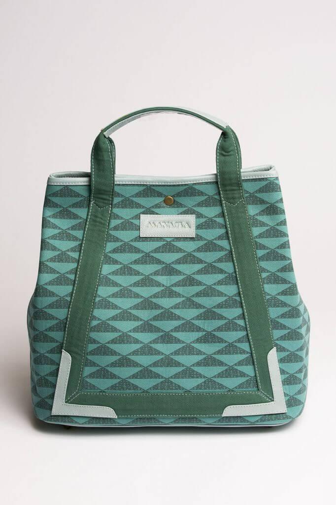 Sage Blue Bag