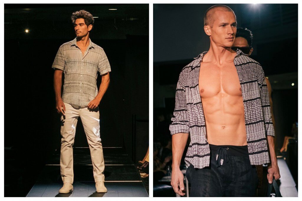 """be55cc3d As Hilo means """"to twist,"""" MANAOLA honors this technique by twisting the  fabric of our slim-fit collared shirt to create an organic texture similar  to kapa ..."""