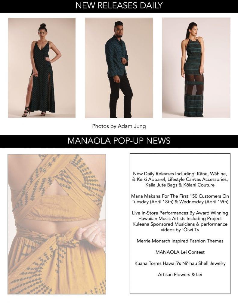 Manaola Pop-Up News