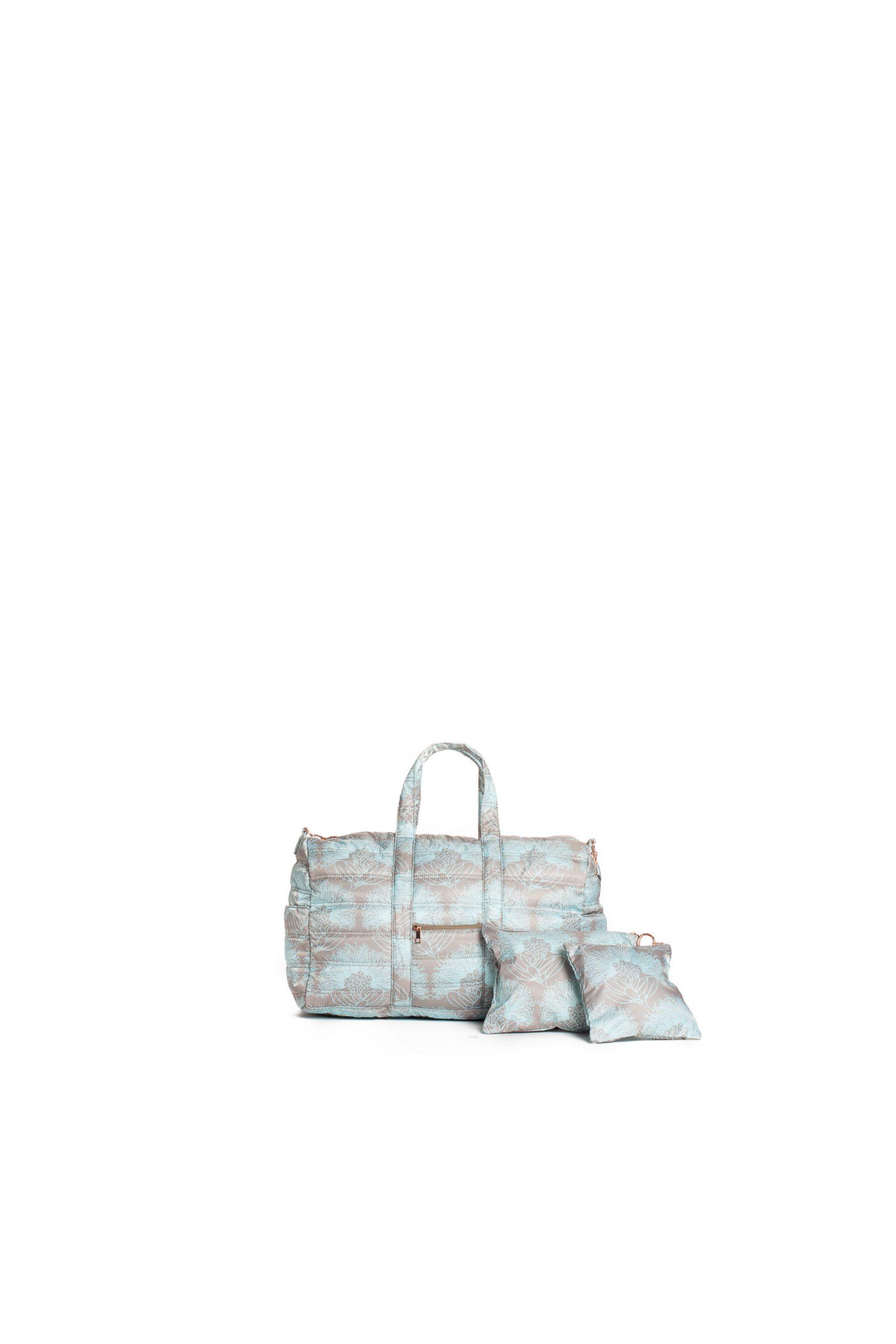 Laulea Bag in Kalihilehua Blue