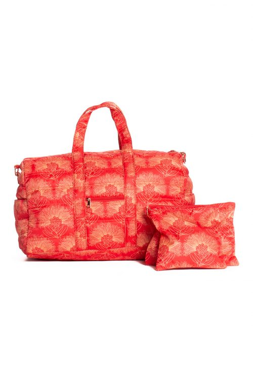 Laulea Bag in Kalihilehua Red