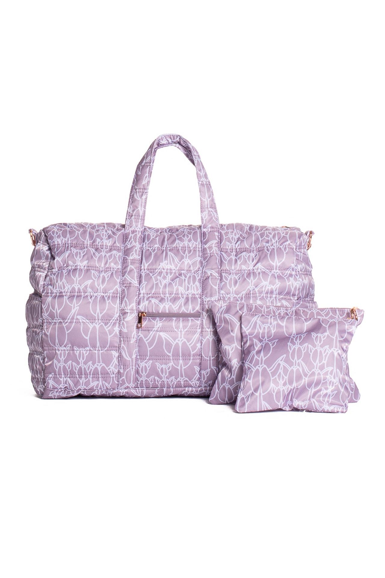 Laulea Bag in Kapualiko Purple