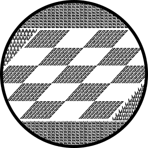 Kamehameha Icon on Transparent Background