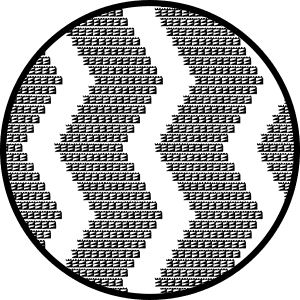 Niho Mano Icon on Transparent Background