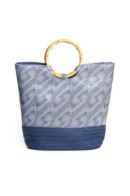 Ohe Handbag in Blue