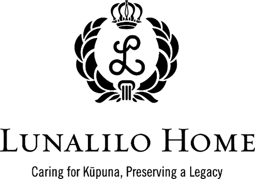 Lunalilo Home Logo on Transparent Background