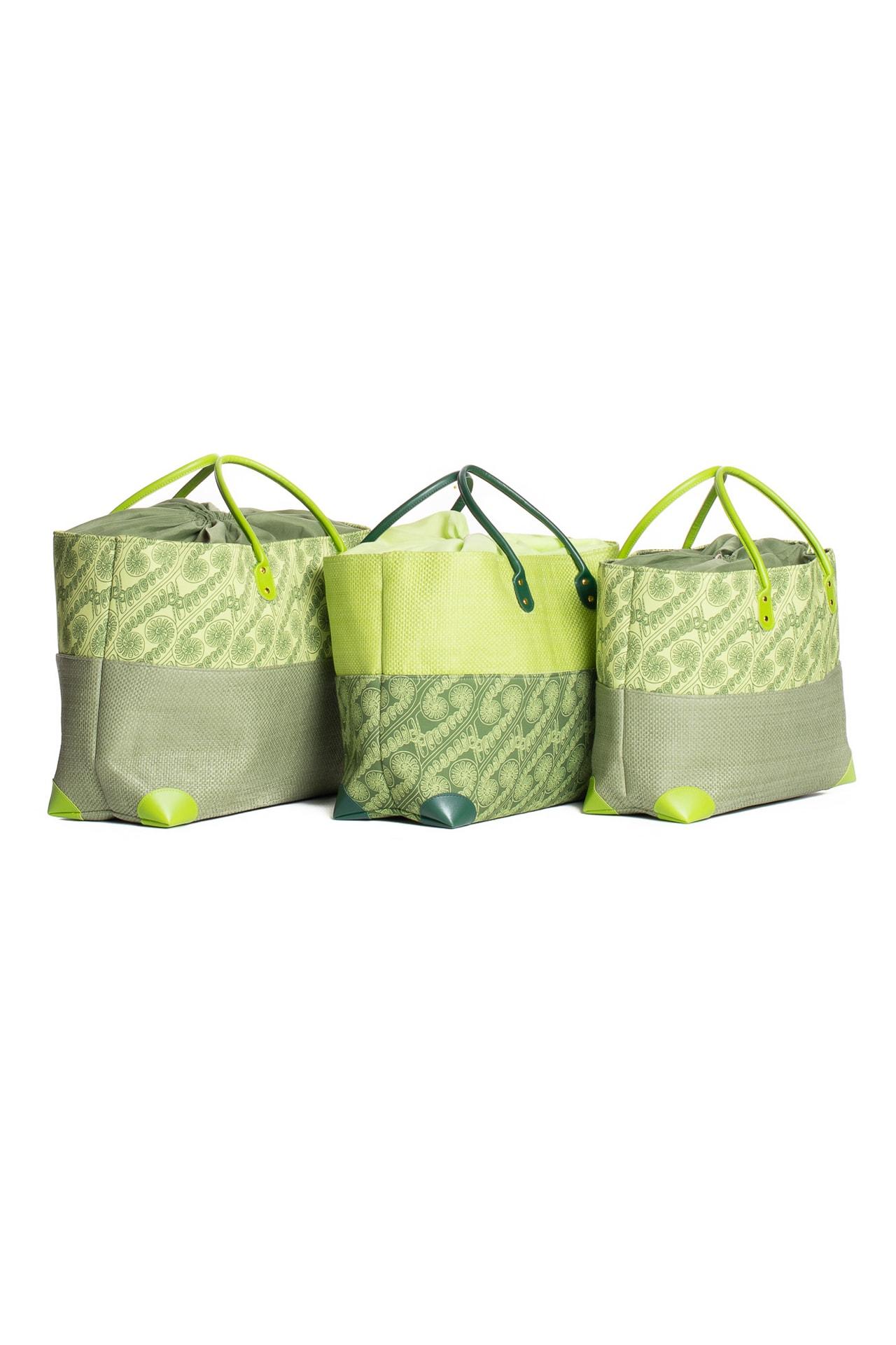 Hula Trio Bag Set in Amau