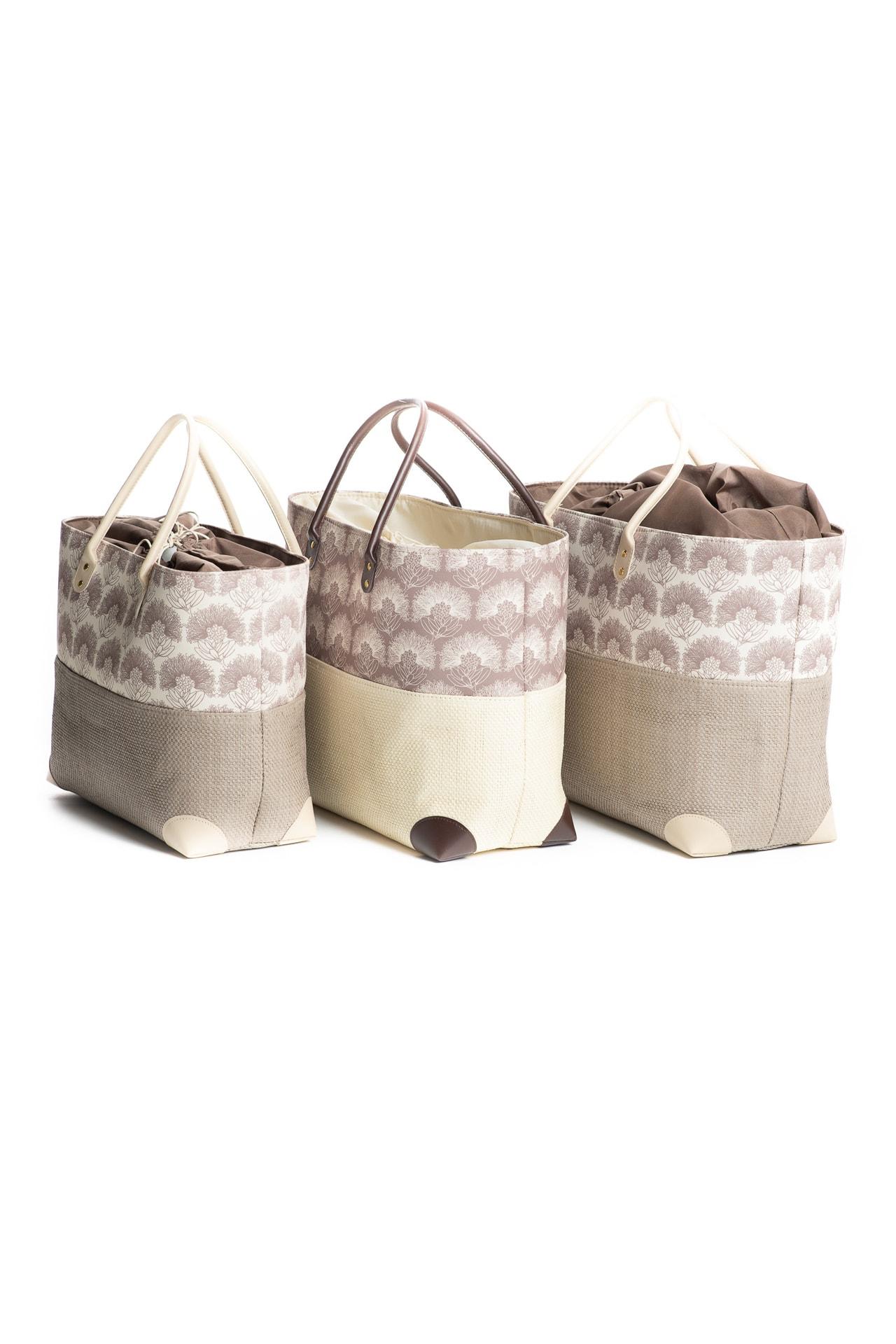 Hula Trio Bag Set in Kalihilehua