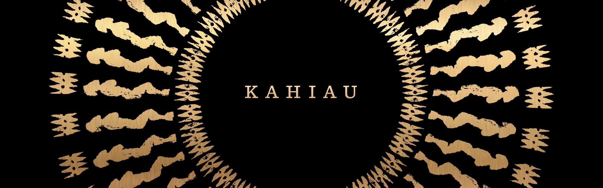 Kahiau Banner