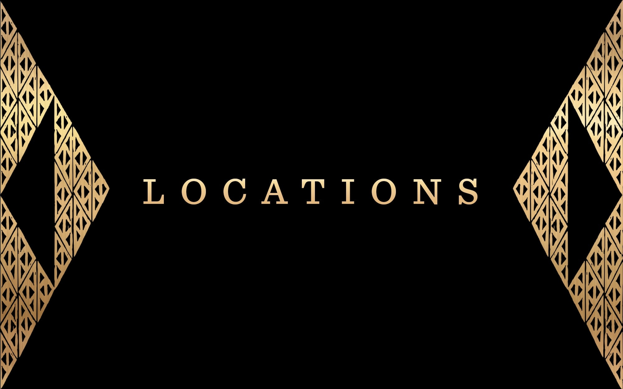 Locations Banner