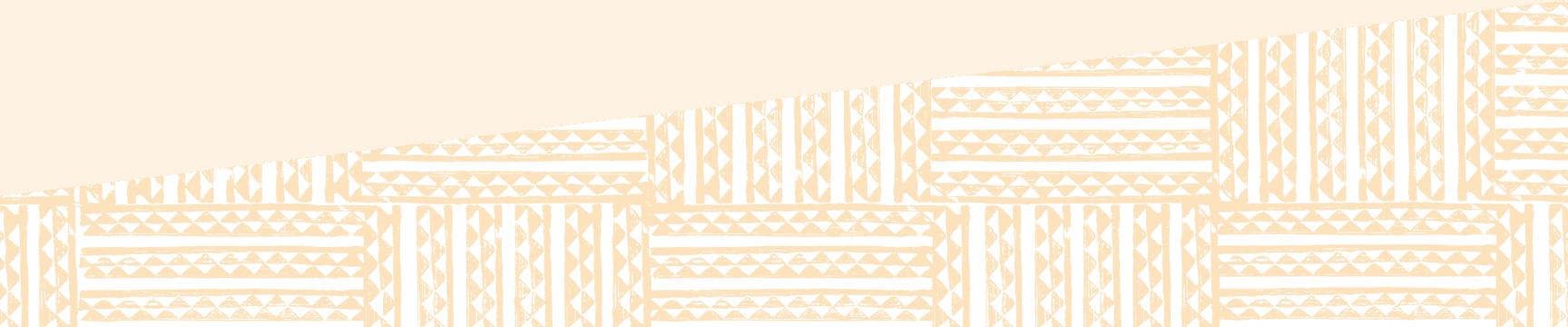 Gold Ulana Pattern on Transparent Background