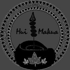 Hui Mākua Pūnana Leo O Molokaʻi Logo on Transparent Background