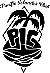 Menlo College Pacific Islander Club Logo on Transparent Background
