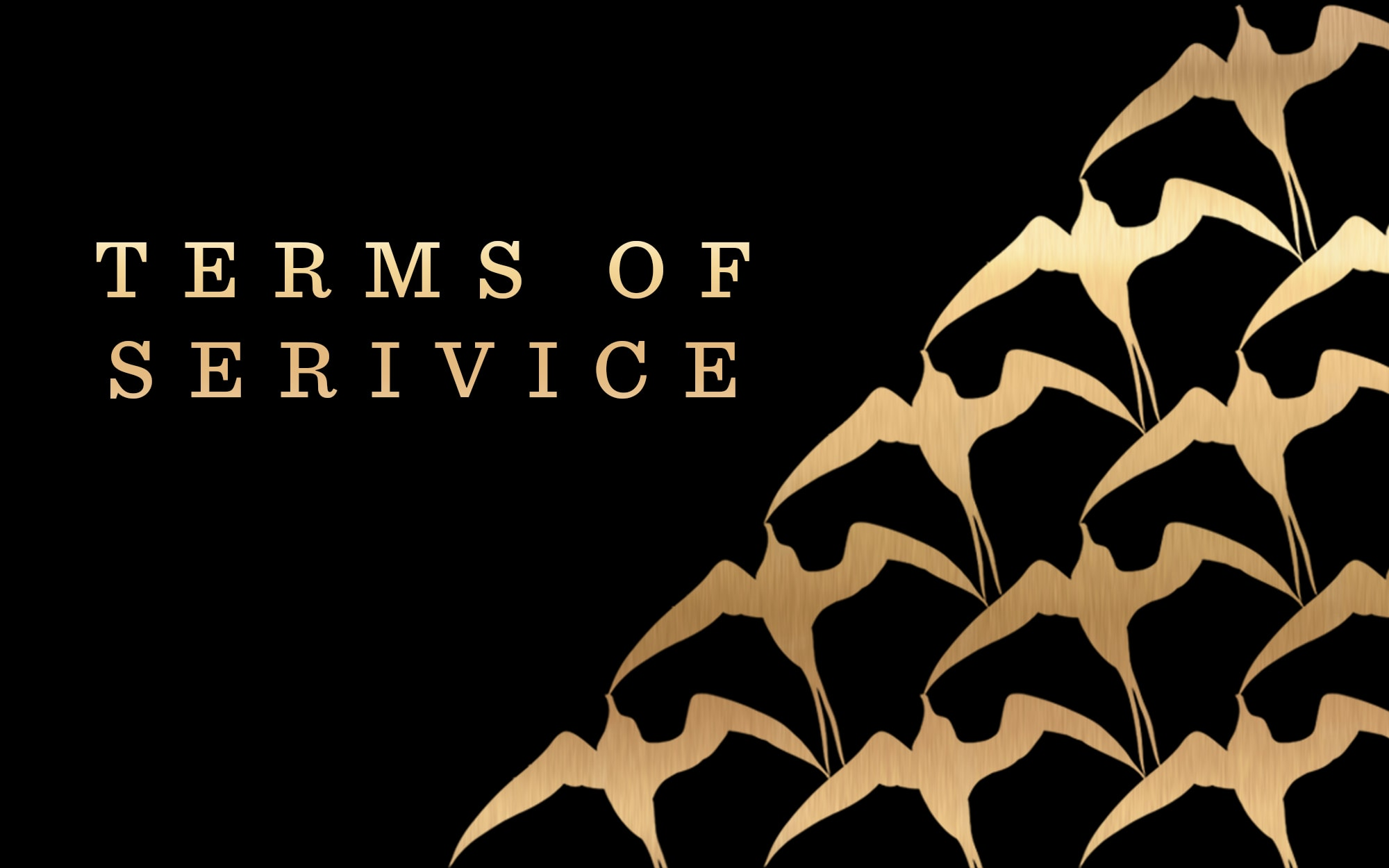 Terms of Service Banner