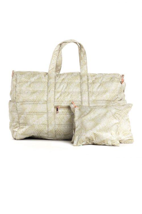 Laulea Bag in Green Amau