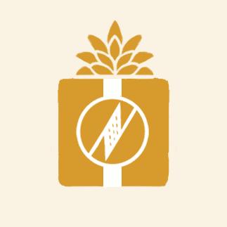 Manola Rewards Birthday Icon on Transparent Background