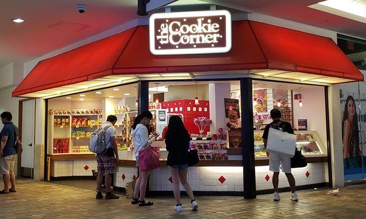 The Cookie Corner Storefront