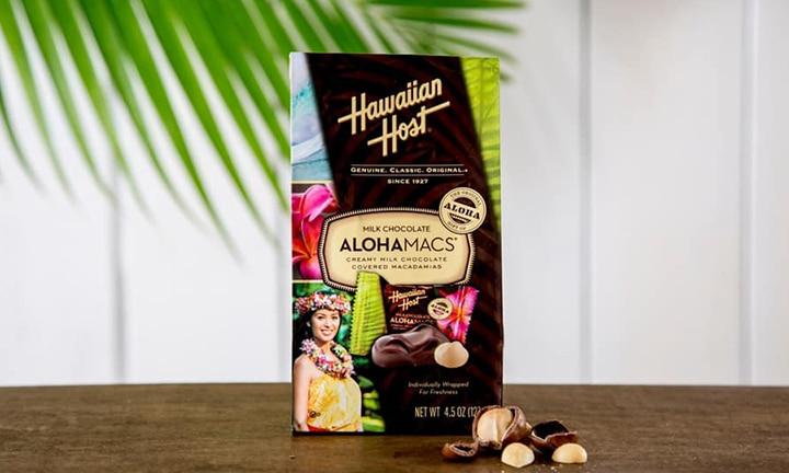 Hawaiian Host Milk Chocolate