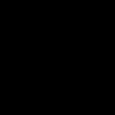Acai Smoothie Icon on Transparent Background