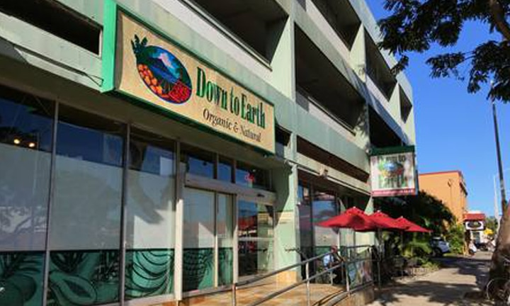 Down to Earth Storefront