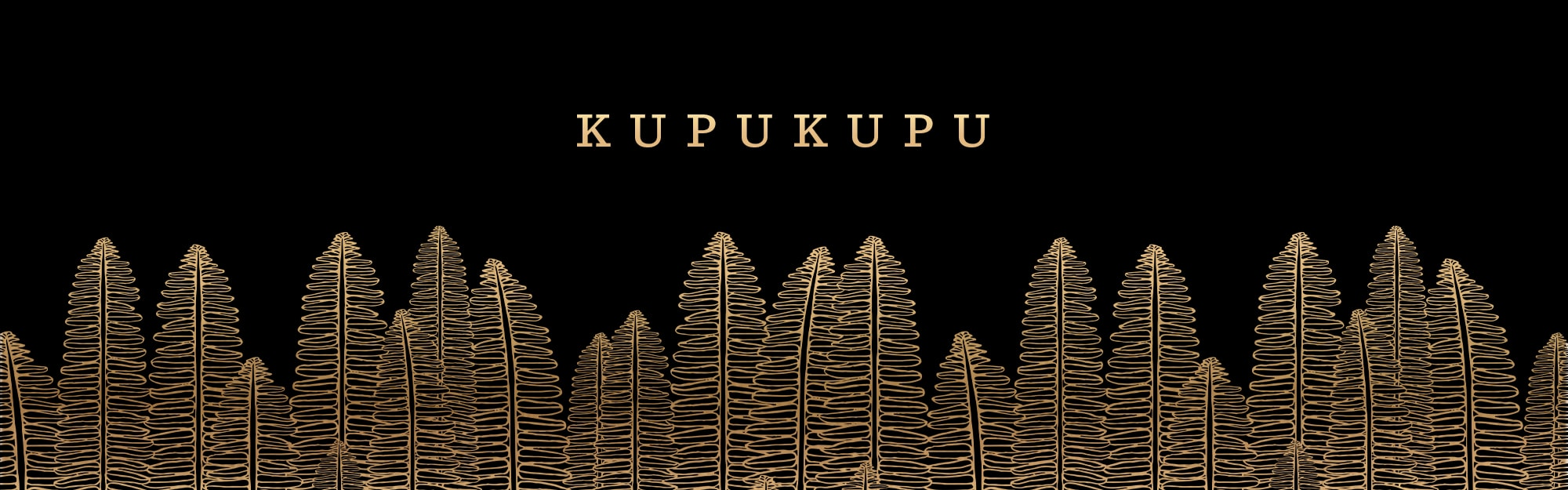 Kupukupu Prints Banner
